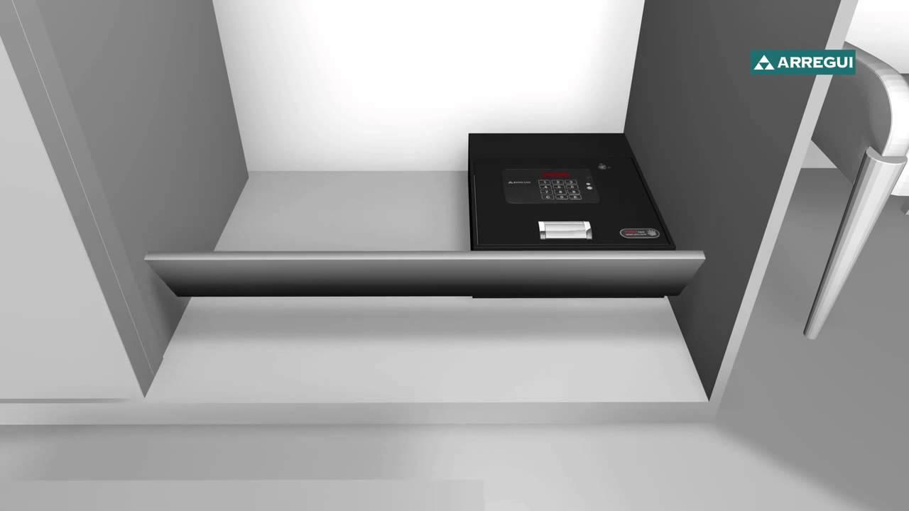 C mo instalar una caja fuerte camuflada basa en la base de - Como ponerse fuerte en casa ...