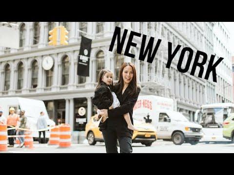 NEW YORK VLOG -- Central Park, Brooklyn, Peter Luger & Highlights || Andi Manzano Reyes