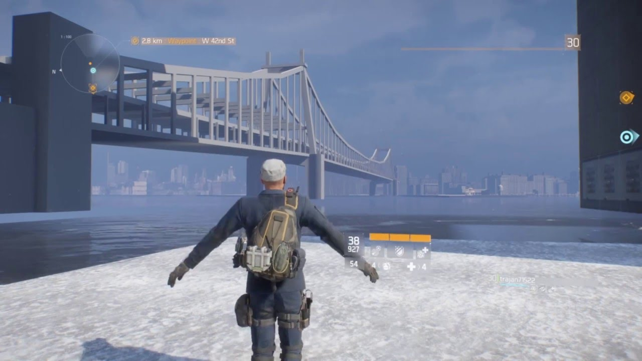 SECRET and FUTURE LOCATIONS - The Division Explored - YouTube