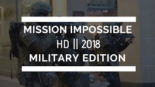 Counter Terrorism Edit: Mission Impossible Fallout Style || HD