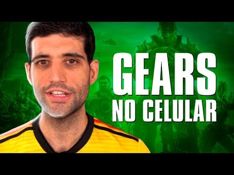 Gears of War nos CELULARES Android, Samurai X em Jump Force e ANIME de Devil May Cry