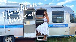 Seeking Minimalist Lifestyle Living in an Airstream Trailer