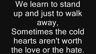 Rise Against A Beautiful Indifference (Lyrics)