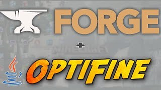 TUTORIAL: Como instalar e usar FORGE e OPTIFINE juntos - Minecraft