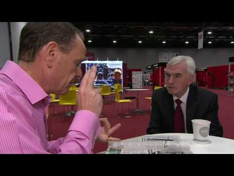 John McDonnell and the tea offensive - Marx, Lenin or Trotsky?