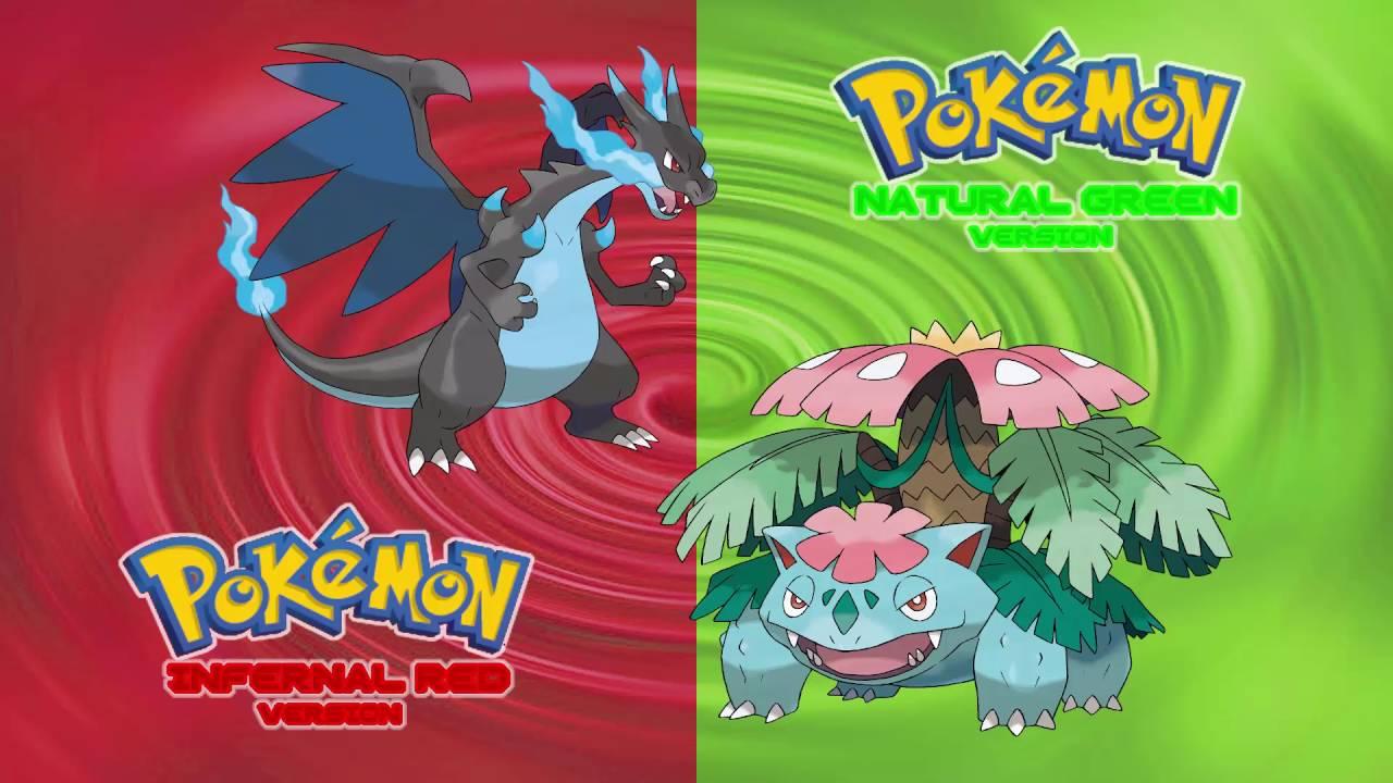 Pokémon Infernal Red Natural Green OST - Pokémon Mansion / Power Plant - YouTube