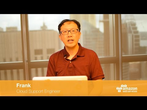 AWS KC Videos: How do I connect to an RDS MySQL DB instance using MySQL Workbench?
