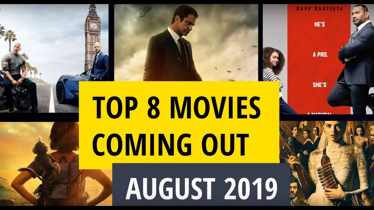 August 2019 Movies