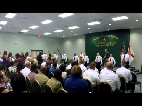 Graduation of S.O.T. class 33