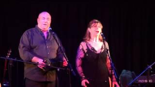 Keith Kendrick & Sylvia Needham@Folk2012