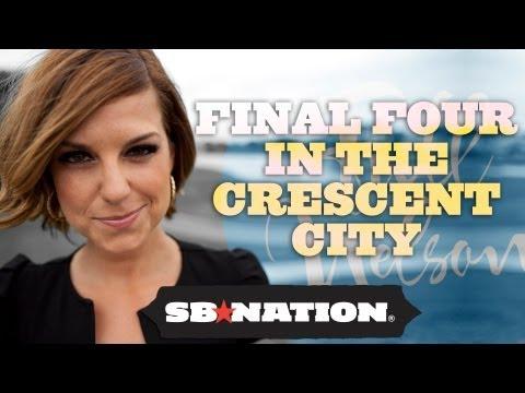 Final Four in New Orleans - Full Nelson