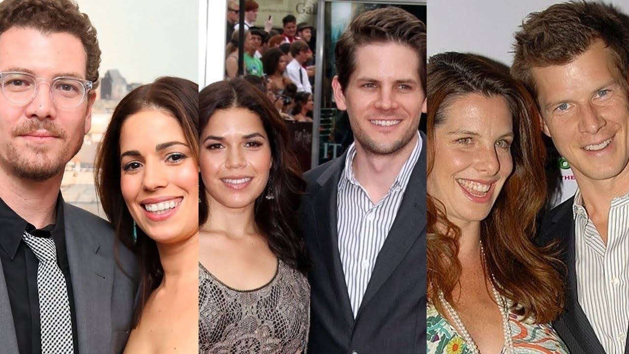 Download Ugly Betty ... and their real life partners