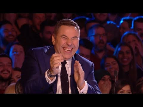 Top 5 Best Funniest Auditions on Britain&39;s Got Talent 2018