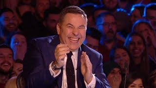 Top 5 Best Funniest Auditions on Britain's Got Talent 2018