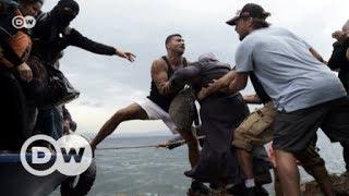 Flüchtlingshelfer in Griechenland angeklagt | DW Deutsch