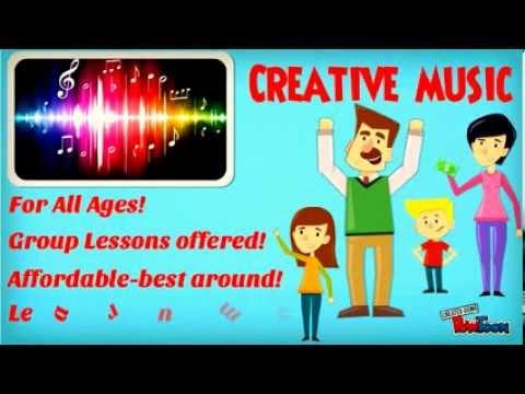 CREATIVE MUSIC - The Best Music Lessons in Chesapeake and Virginia Beach, VA