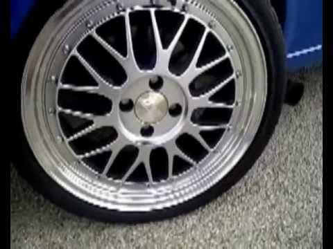 "Nissan 1400 bakkie spinning ""Monsta"""