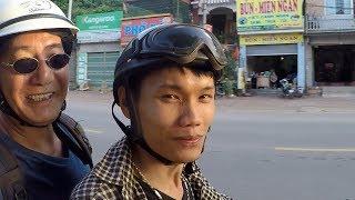 おっさんの一人旅 VIETNAM/CHINA-27 ベトナム、中国旅行 ベトナム ソンラの友人