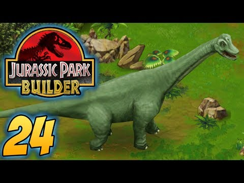 Jurassic Park Builder - Episode 24 - Hello Long Neck!
