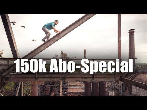 Parkour & Freerunning Community Compilation - 150k Abo Special