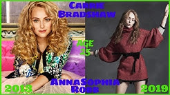 The Carrie Diaries Before And After 2019 (Then And Now)