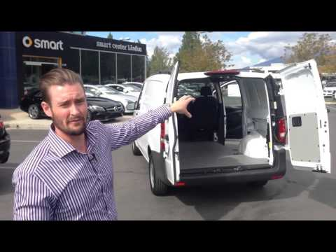 Metris Mini Cargo Van by Mercedes-Benz | Mercedes-Benz of Lindon