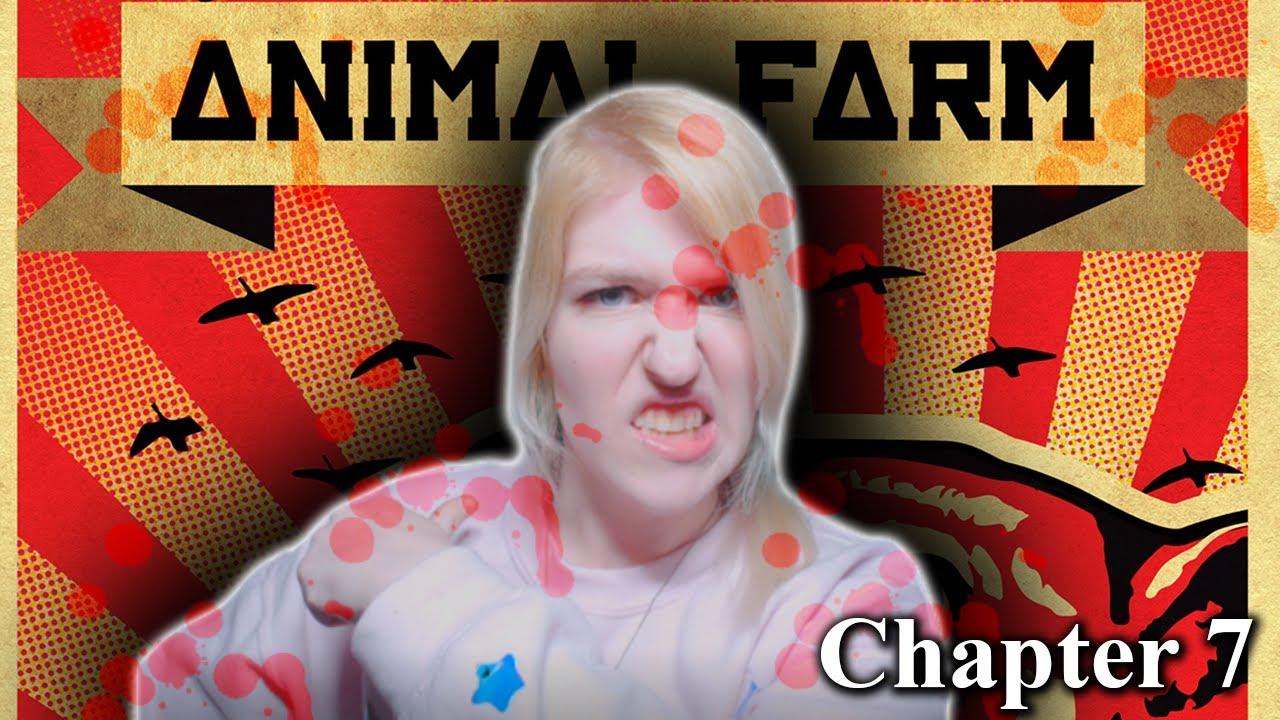 TRAITORS MUST SUFFER | Animal Farm (Part 7)
