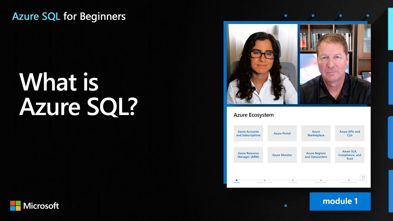 What is Azure SQL? | Azure SQL for beginners (Ep. 3)