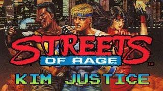 Streets of Rage Series Review - Sega Mega Drive/Genesis - Kim Justice