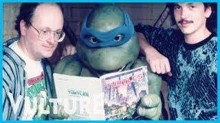 Teenage Mutant Ninja Turtles: The Secret History