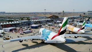 2019 Dubai Airshow Highlights | Dubai Airports