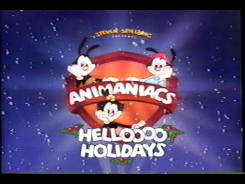 Animaniacs - Intro (1994) Theme (VHS Capture)