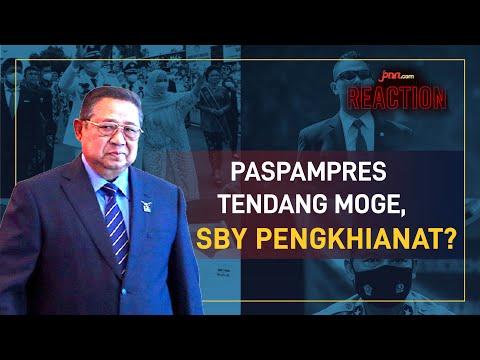 Anas Urbaningrum Ikhlas Dikhianati SBY, Viral Paspampres Tendang Moge