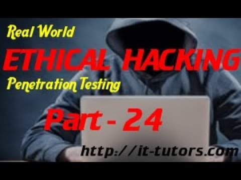 Real World Hacking Penetration Testing Part-24 (Binary Exploitation - Buffer overflow attack)