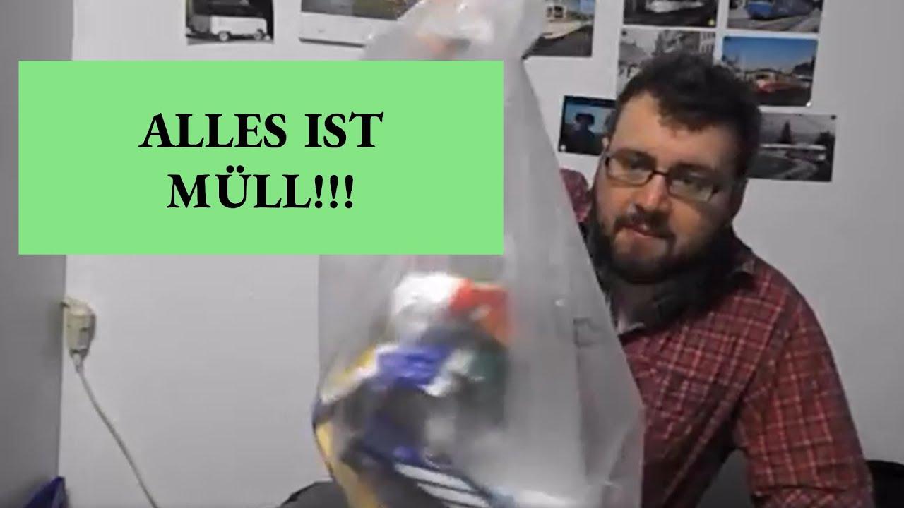 Alles ist m ll 10 sachen aus plastik die wir nicht for Minimalismus youtube