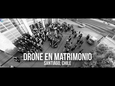Gas Media: drone en Matrimonio, Santiago de Chile - 60fps