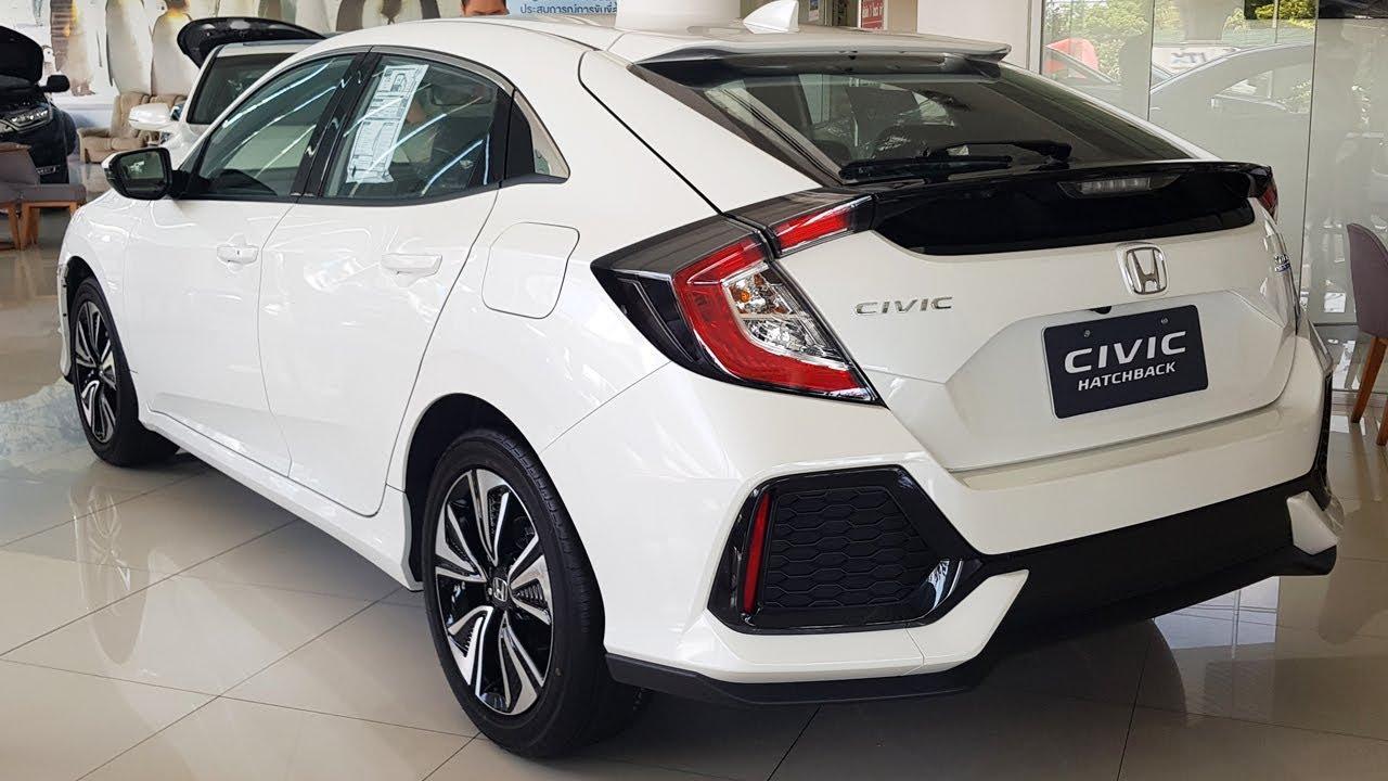 940+ All New Honda Civic Hatchback 2019 Terbaik