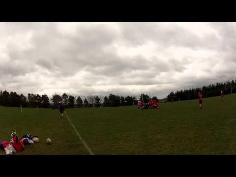 DUWRFC V Stirling Uni 41-12 Win (First Half)
