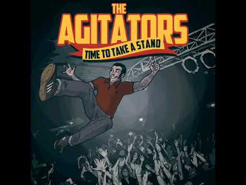 Download The Agitators - Time To Take A Stand(full album 2015)