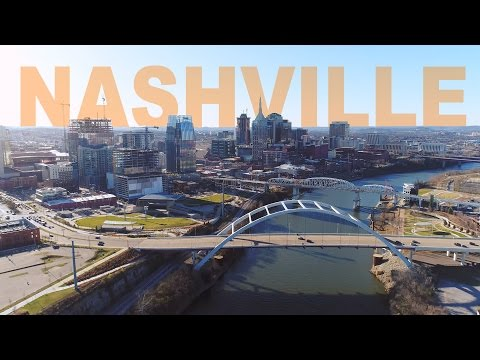 Nashville Skyline | 4K