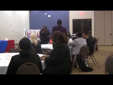 SNCAE (Student North Carolina Association of Educators) Induction Ceremony