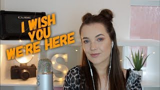 HRVY - I Wish You Were Here | Cover