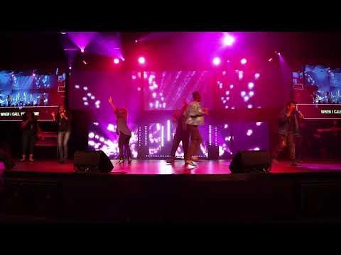 Fall 2017 UNC Gospel Choir Concert- 1st Half