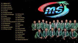 Banda Ms Sus Mejores Canciones 2021 - 30 Grandes Exitos De Bandas Ms - Mix Romantico 2021
