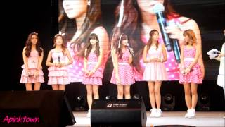 [HD] 131025 APINK Vizit Korea Question & Answer Session [Full Video] | By: Apinktown