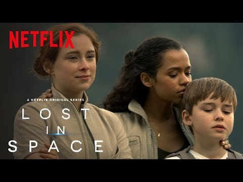 Lost in Space | Featurette: The Robinsons' Journey [HD] | Netflix