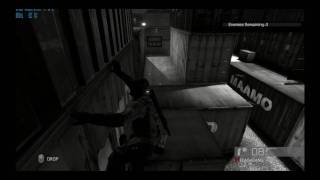 Splinter Cell : Conviction! Insurgency pack, Deniable opps realistic mode, By Stanbony