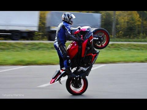 Красивый клип про мотоциклы. - Видео приколы ржачные до слез