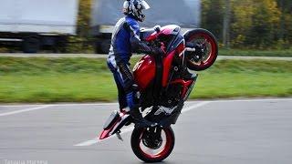 Красивый клип про мотоциклы.