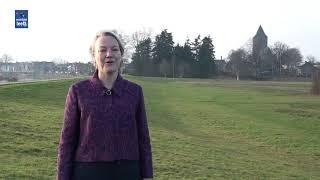 Nieuwjaarsgroet Erica van Lente, burgemeester van Dalfsen